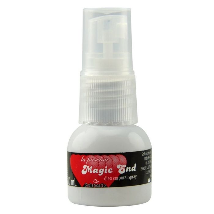 MAGIC END GEL DESSENSIBILIZANTE ANAL 10ML SOFISTICATTO