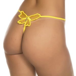 TANGA BUTTERFLY PIMENTA SEXY