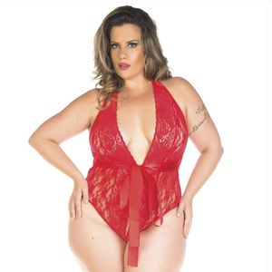 BODY LUXO PLUS SIZE PIMENTA SEXY