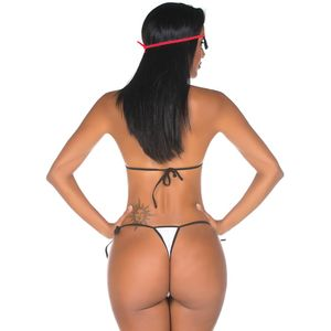 KIT MINI FANTASIA BODY PIRATA PIMENTA SEXY