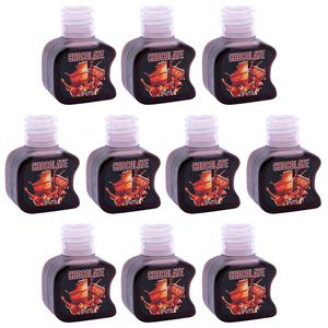 PACK 10 GÉIS HOT CHOCOLATE 30ML SOFT LOVE