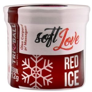 Pack 10 Unidades Triball Red Ice Soft Love