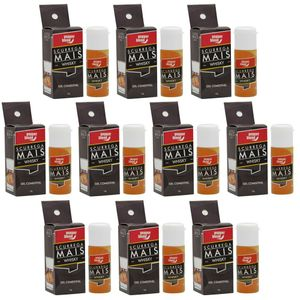 PACK 10 WHISK SCURREGA MAIS GEL COMESTÍVEL 15GR PEPPER BLEND