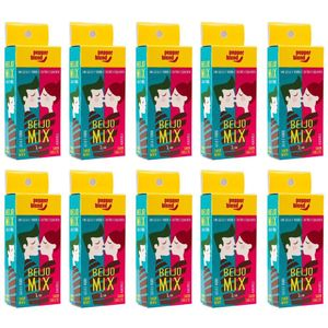 PACK 10 UNIDADES GEL BEIJO MIX 14G PEPPER BLEND