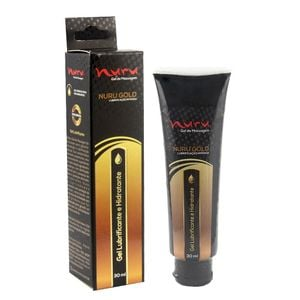 NURU GOLD GEL LUBRIFICANTE 30ML NURU