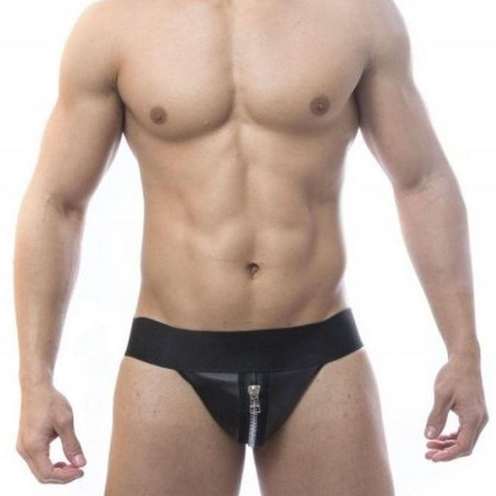 CUECA JOCKSTRAP ZIPER SD CLOTHING
