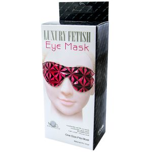 VENDA TAPA OLHOS LUXURY FETISH CIA IMPORT