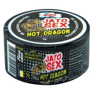 JATO SEX HOT DRAGON GEL 7G PEPPER BLEND