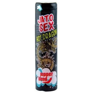 JATOS SEX HOT DRAGON 18ML ESQUENTA E ESFRIA PEPPER BLEND