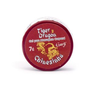 TIGER & DRAGON POTE CHINESINHA 7G GARJI