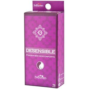 DESENSIBLE GEL FACILITADOR ANAL 18G HOT FLOWERS