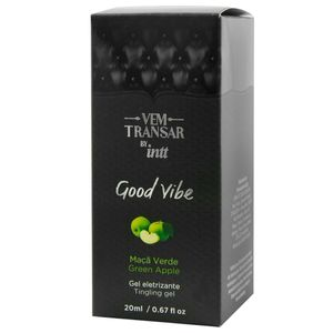 VEM TRANSAR GOOD VIBE GEL VIBRA E PULSA 20ML INTT