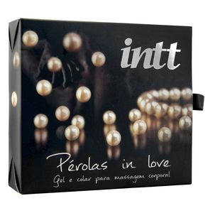 PÉROLAS IN LOVE KIT COLAR E GEL INTT
