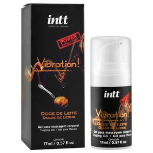 VIBRATION GEL EXCITANTE POWER EXTRA FORTE 17ML INTT
