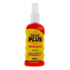 REPELENTE REPE PLUS SPRAY FAMILY 100ML SOFT LOVE