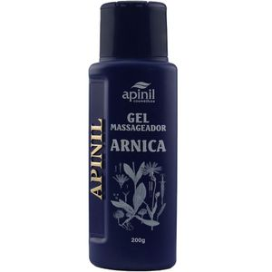 GEL ARNICA MASSAGEADOR 200G APINIL