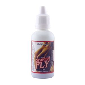 SPANISH FLY HOT ESTIMULANTE SEXUAL UNISSEX 15ML K-LAB