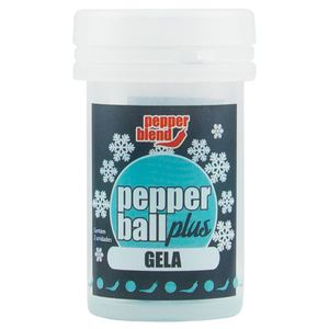 Pack 10 Unidades Pepper Ball Plus Gela Dupla 3g Pepper Blend
