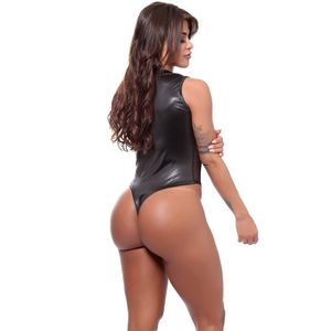 BODY COM TELA DOMINATRIXXX