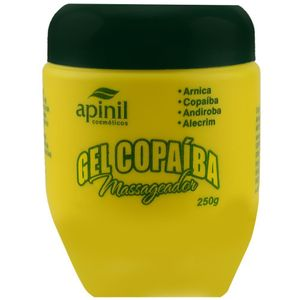 GEL COPAÍBA MASSAGEADOR 250G APINIL