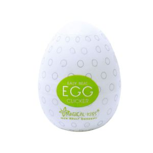 EGG CLICKER EASY ONE CAP MAGICAL KISS CIA IMPORT