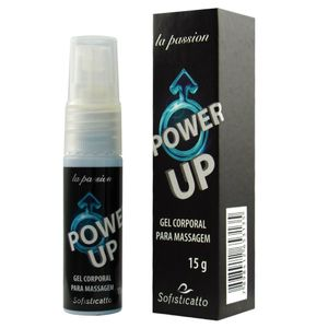 POWER UP SPRAY PROLONGADOR DE EREÇÃO 15GR SOFISTICATTO
