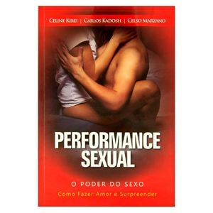 LIVRO PERFORMANCE SEXUAL CARLOS KADOSH