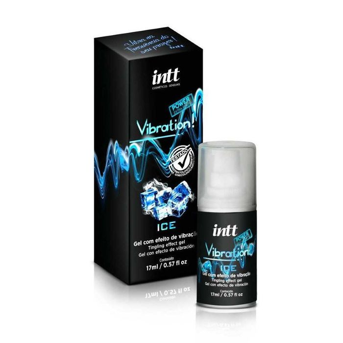 Vibration Ice Extra Forte Gel Excitante 17ml Intt