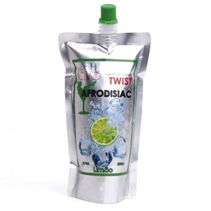 TWIST SEX LIMÃO COQUETEL AFRODISIÁCO 200ML SOFT LOVE