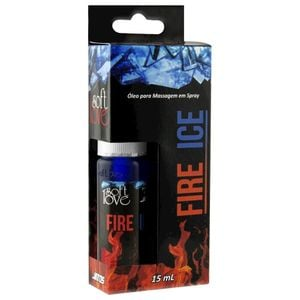 FIRE ICE JATOS 15ML SOFT LOVE