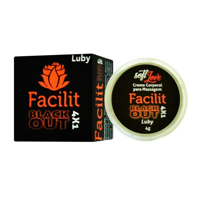 FACILIT LUBY 4GR SOFT LOVE