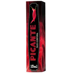 Picante Spray Lubrificante Hot 15ml Garji