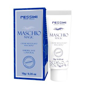 MASCHIO MAGIC CREME EXCITANTE MASCULINO BISNAGA 10GR PESSINI