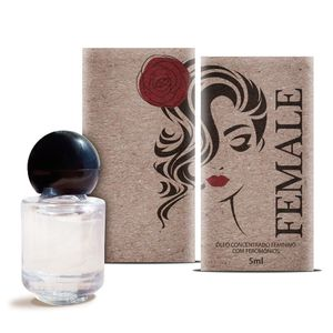 FEMALE ÓLEO CONCENTRADO AFRODISÍACO 5ML SEXY FANTASY
