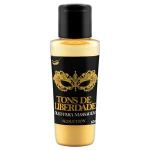 TONS DE LIBERDADE SEDUCTION GOLD ÓLEO 60ML CHILLIES