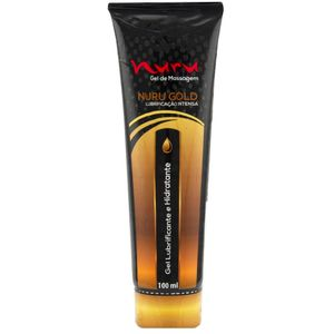 NURU GOLD GEL LUBRIFICANTE 100ML NURU