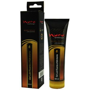 NURU GOLD GEL LUBRIFICANTE 60ML NURU