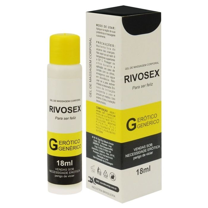 Retardante Rivosex 18ml Secret Love