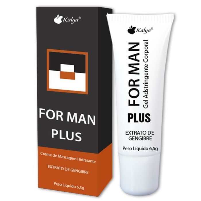 Prolongador For Man Plus 6,5g Kalya