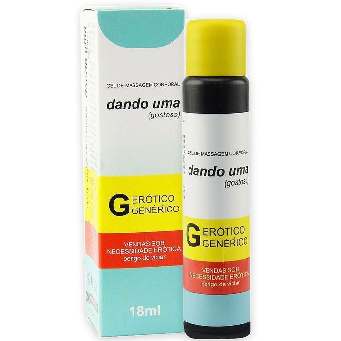 Gel Dando Uma 18ml Secret Love