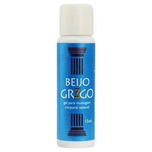BEIJO GREGO GEL BEIJÁVEL 15ML SECRET LOVE