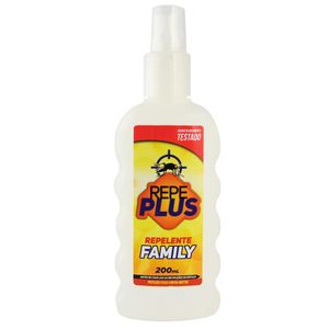 Repelente Repe Plus Family Spray 200ml Soft Love
