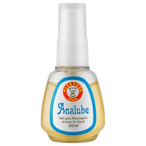 Analube Gel Dessensibilizante Anal 30ml Pleasure Line