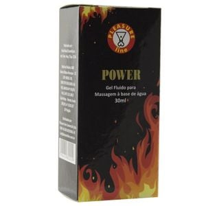 POWER GEL FUNCIONAL MASCULINO 30ML PLEASURE LINE
