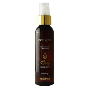 OLEO CORPORAL E MASSAGEM SPRAY 120 ML FEITIÇOS