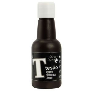 Tesão Energético Excitante 30ml Secret Love