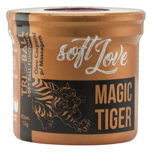 PACK 10 SOFT BALL TRIBALL MAGIC TIGER 03 UNIDADES SOFT LOVE