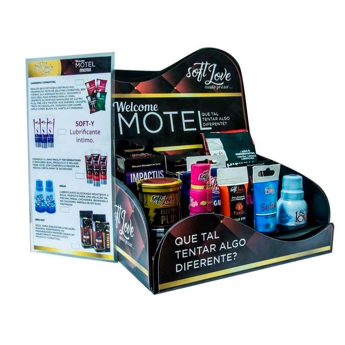 KIT WELCOME MOTEL SOFT LOVE