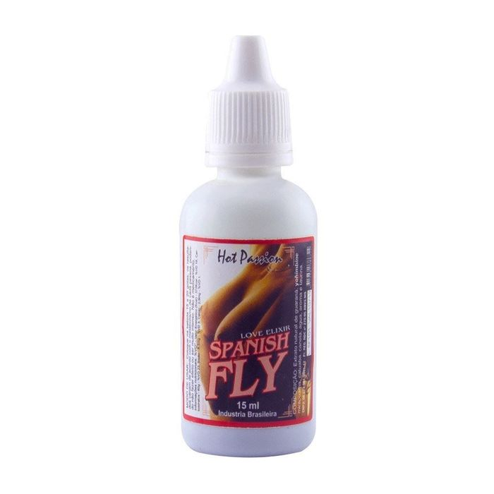 SPANISH FLY HOT GOTAS EXCITANTE 15 ML K-LAB