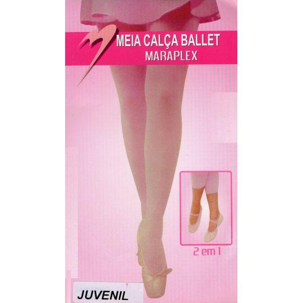 601ba6e89f MEIA CALÇA MARAPLEX BALLET